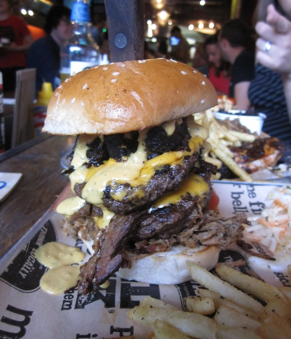 Lockjaw Burger