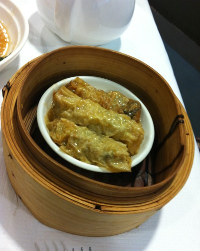 Bean Curd Skin Rolls, Mayflower Bristol