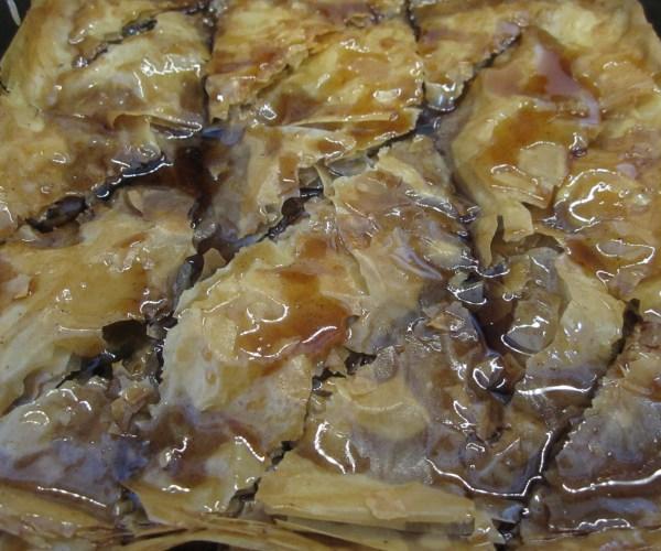 Pecan Pie Baklava