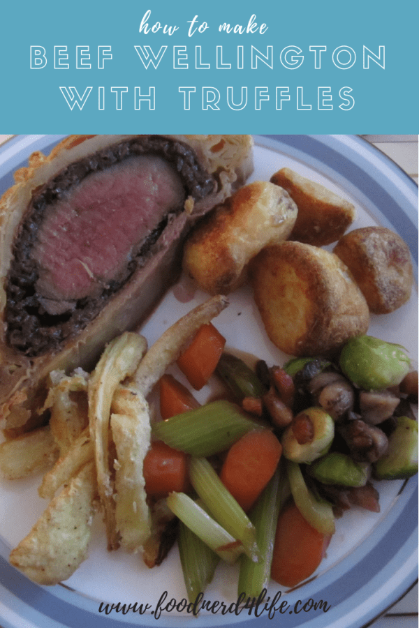 Beef Wellington Pin