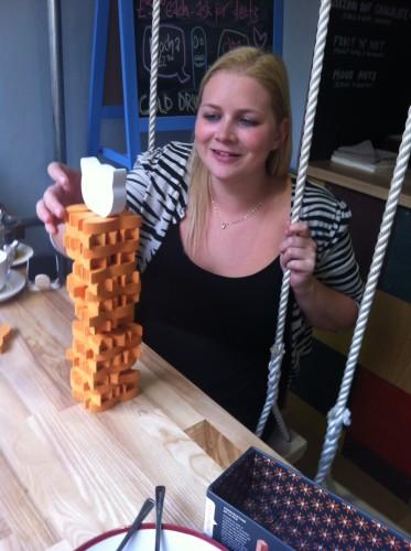 FoodNerd at Playground Coffee House, Bristol