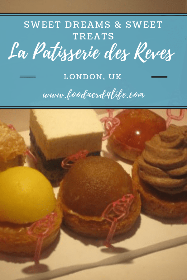 Patisserie des Reves Pin