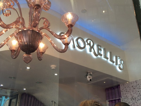 Morelli's in Covent Garden, London