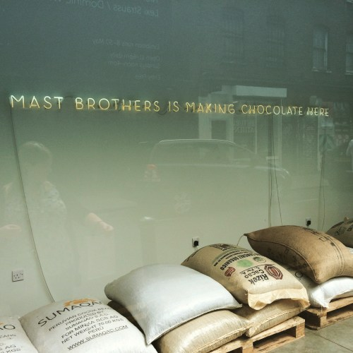 Mast Brothers, London