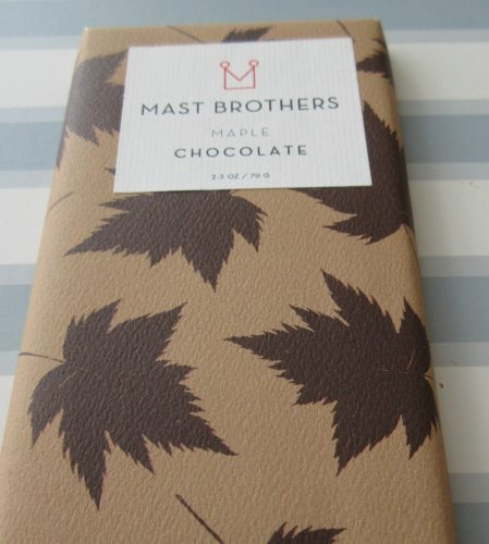 Mast Brothers Maple Chocolate