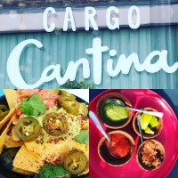 Eating Around Cargo {Review – Wapping Wharf, Bristol}
