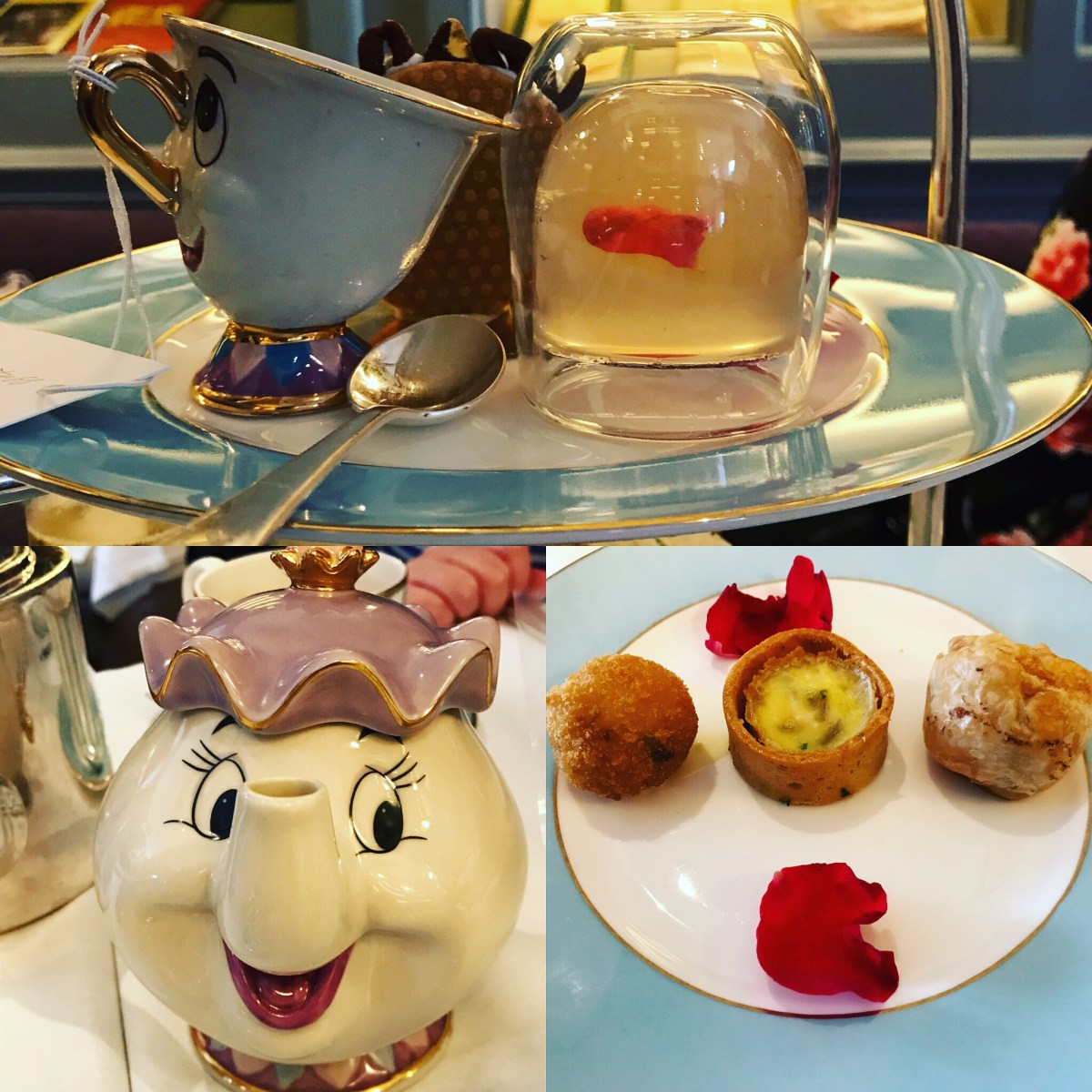 Top Themed Afternoon Teas in London {Review - Eating In London}