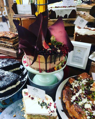 Ahh Toots Cake Bristol