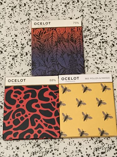 Ocelot Chocolate Bars
