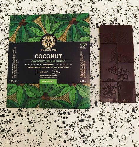 Chocolate Tree Coconut Milk Chocolate