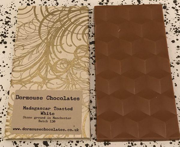 Dormouse Toasted White Chocolate