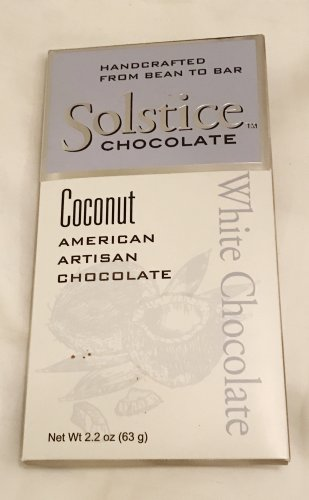 Solstice Coconut White Chocolate