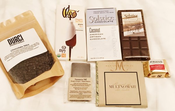 Portland Chocolate Selection