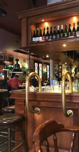 Cambrinus Beer Bar in Bruges