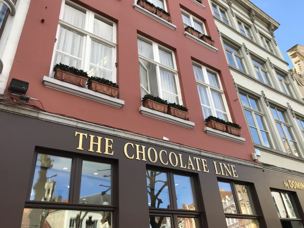 The Chocolate Line, Bruges