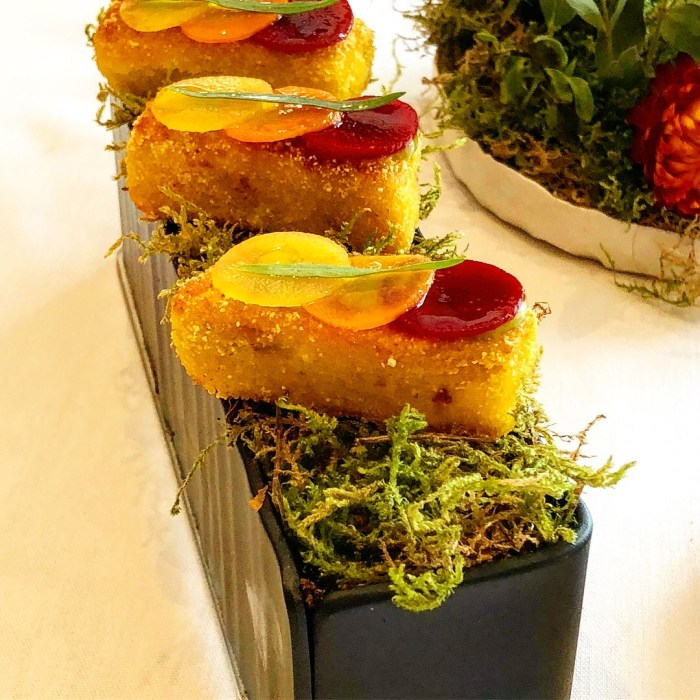 Pressed Rabbit Sandwich at Story Restaurant
