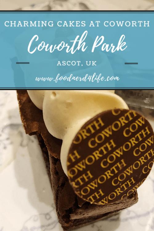 Coworth Park Pin