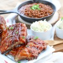 Smoky Barbecue Ribs