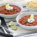 Slow Cooker Tequila Lime Turkey Chili