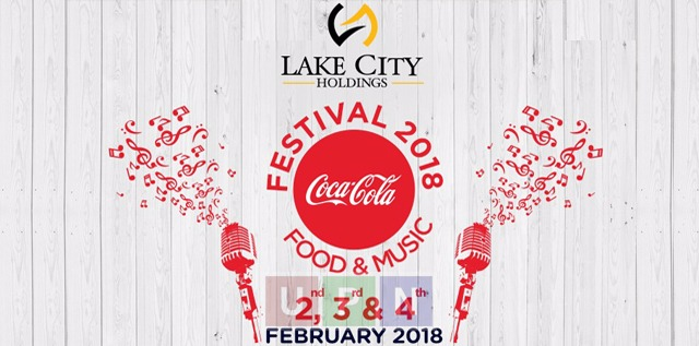 2018 Coke Food Fest Is Here
