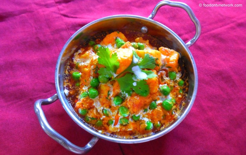 Best 11 Paneer Recipes. How To Make Matar Paneer. Restaurant Style Indian Food and Recipes.