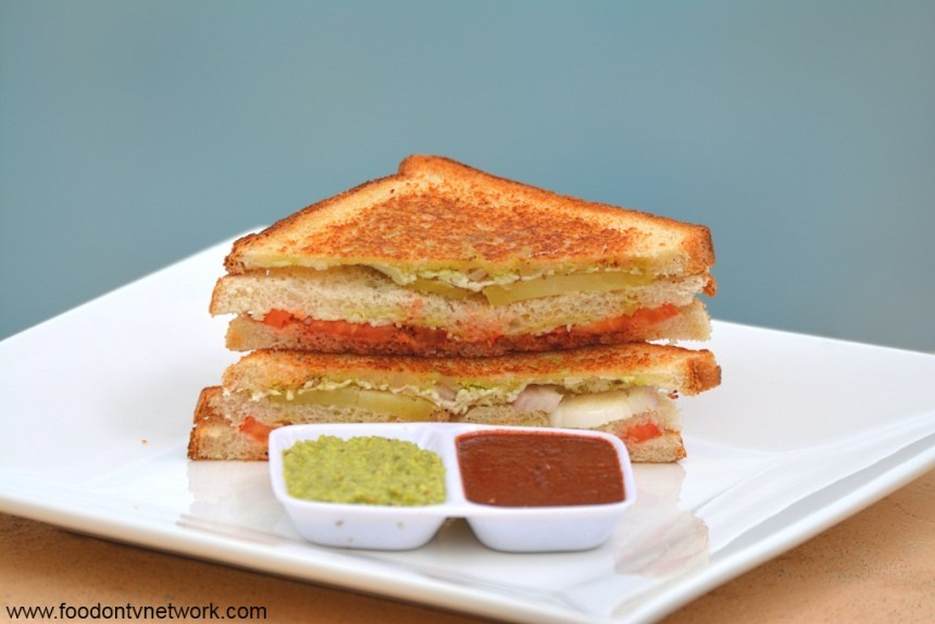 Top 5 Indian Sandwich Recipes. Paneer Tawa Masala Sandwich.Top 5 Sandwich Recipe with step Pictures and Videos Recipes.