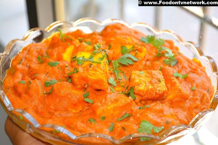 Popular Indian Punjabi Curry Recipe. Best 11 Paneer Recipes.