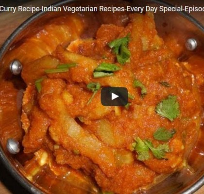 How to Cook French Fries Curry Recipe.