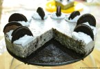 No Bake Oreo Cheese Cake Recipe. Oreo Biscuit Cheese Cake Recipe. Indian Desert Recipe. Easy Oreo Cheese Cake Recipe.