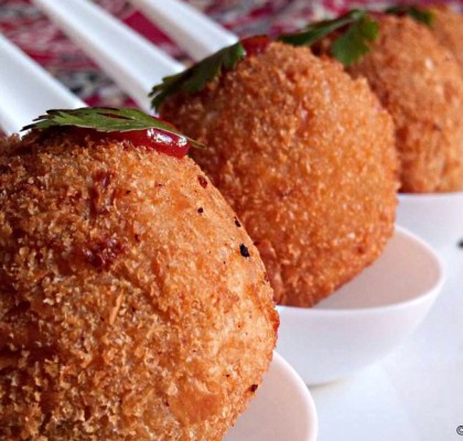 Chinese Rice Balls Recipe. Rice Balls Recipe. Simple Chinese Rice Balls Recipe. Quick Chinese Rice Balls Recipe.