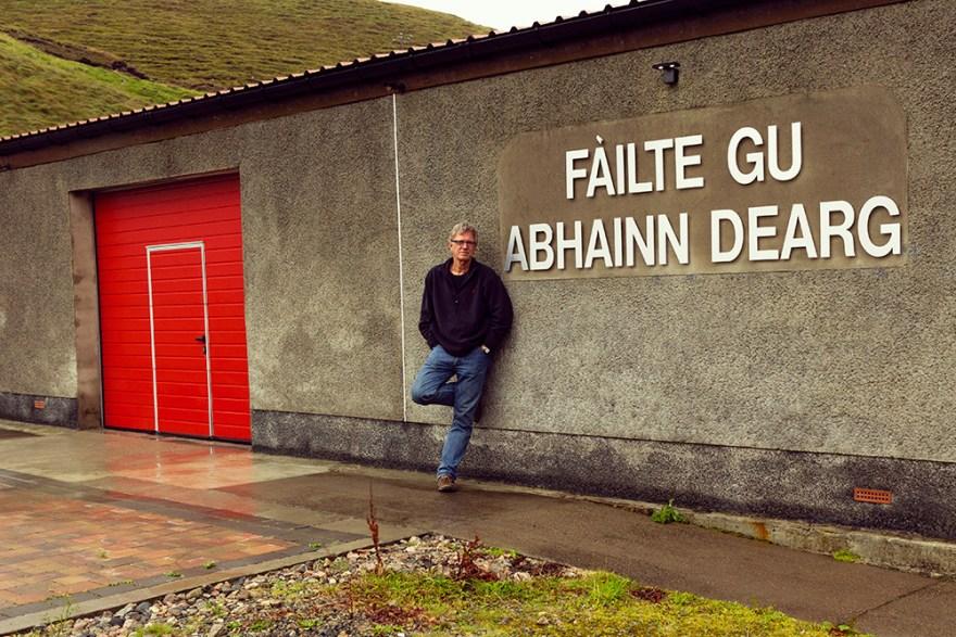 On Location: Abhainn Dearg