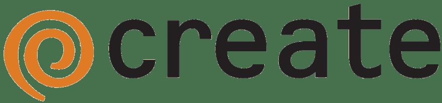Create TV logo