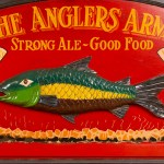On Set: The Anglers Arms
