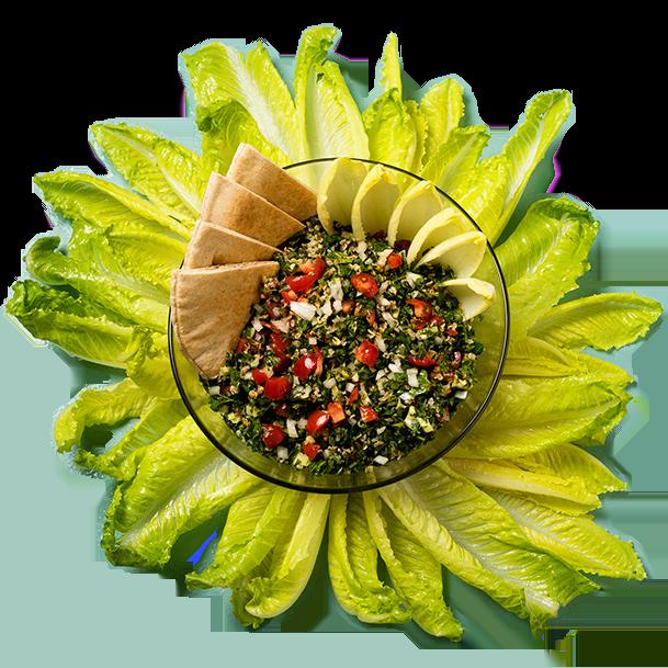 Food Over 50 tabbouleh recipe