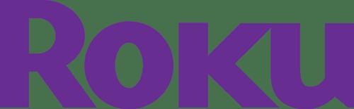 Roku logo on Food Over 50