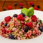 Fresh Berry & Quinoa Salmagundi
