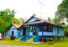 Traditional Malay Home Stay and Dining Experience At Kampung Pasir Mas, Desaru