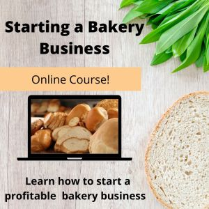 .Bakery business online course