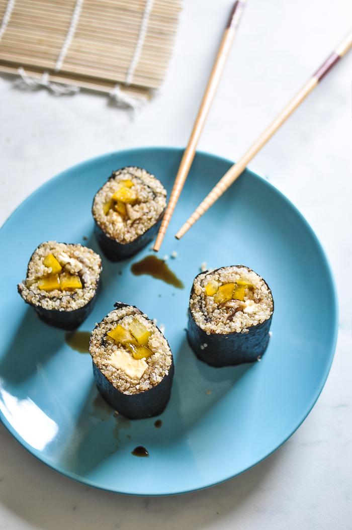quinoa sushi-0736