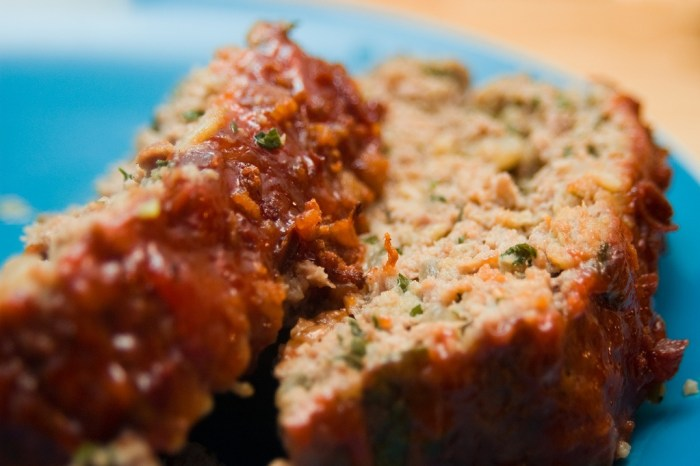 The Best Basic Meatloaf Recipe Food Republic