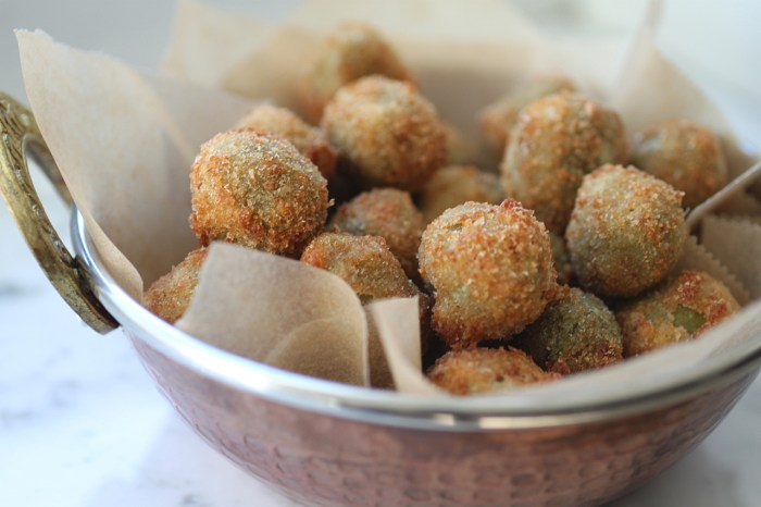 fried olives recipe