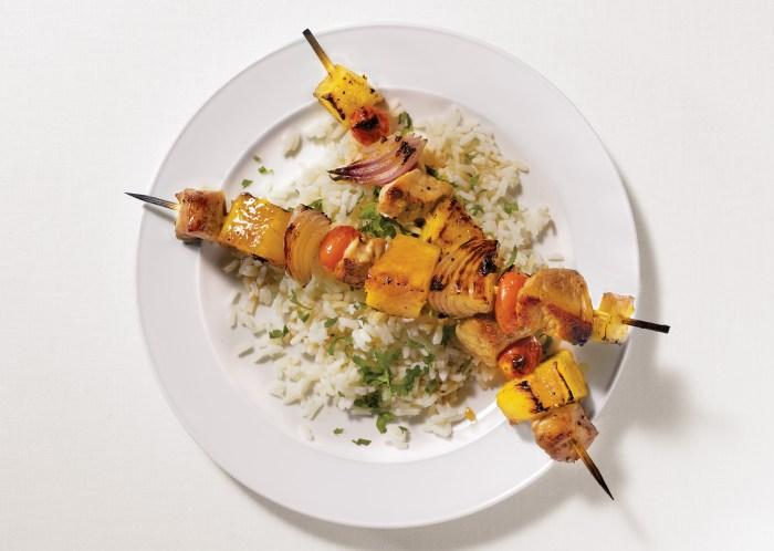 kebabs recipe