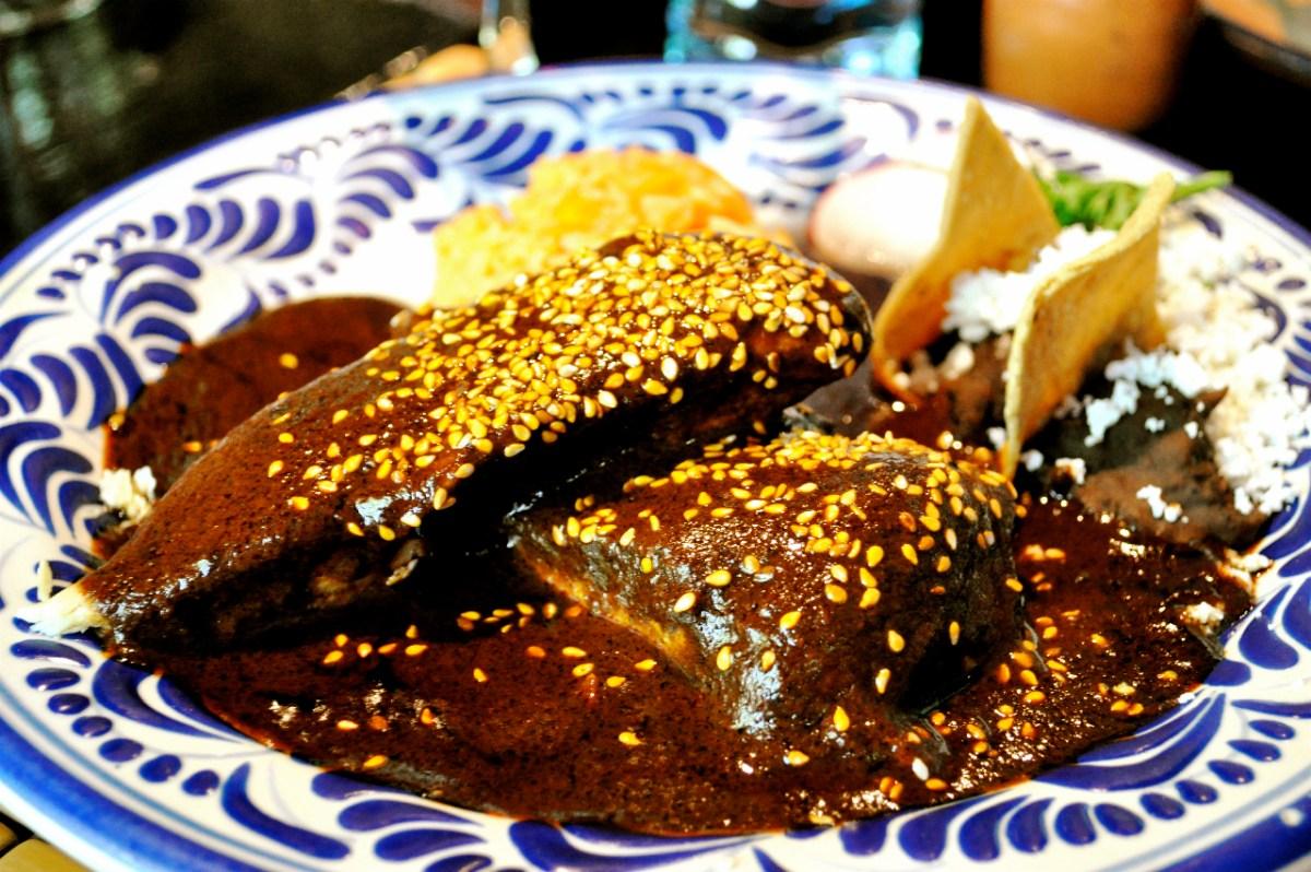 Mole mexican - photo#30