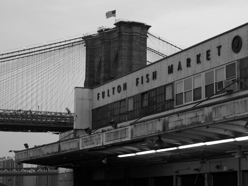 NYC Can Fulton Fish Market Be Restored  Food Republic