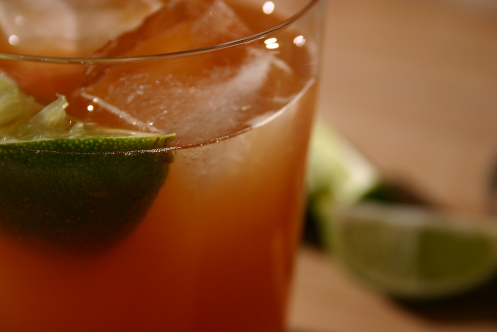 Dark and Stormy Cocktail Recipe - Food Republic