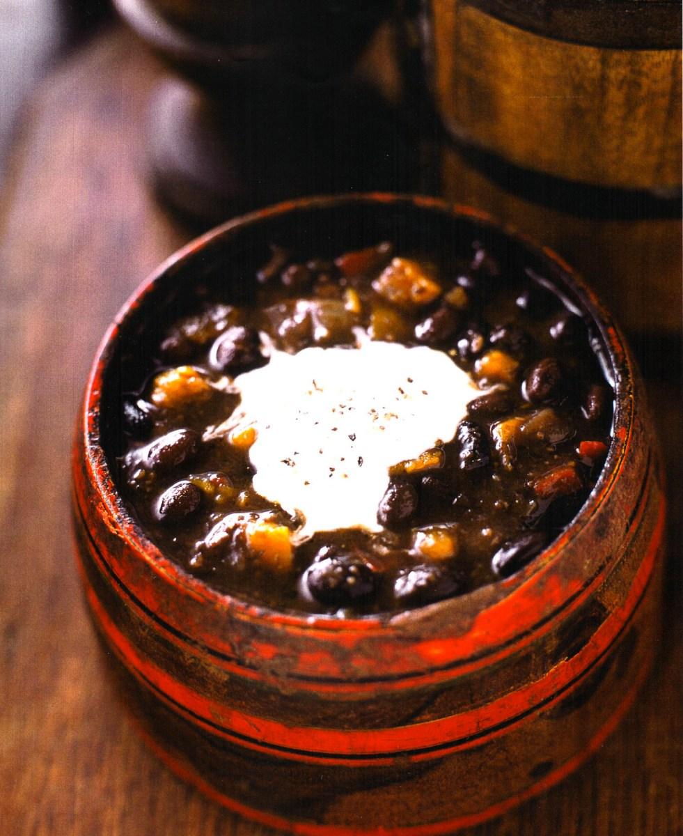 Black Bean Soup America S Test Kitchen