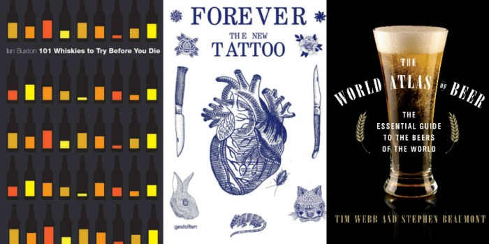 3 New Books To Man Up Your Coffee Table Food Republic