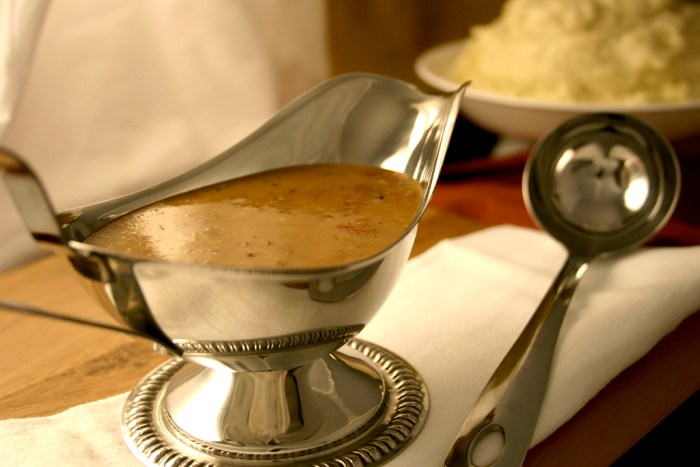 giblet gravy recipe