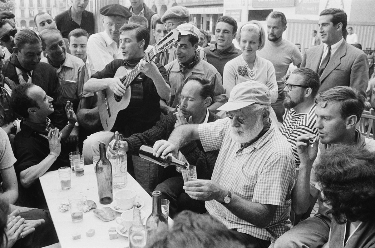 Ernest hemingway alcoholism