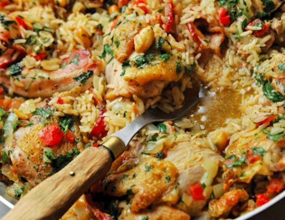 10 Hearty Winter Chicken Recipes For Dinner Tonight Food Republic